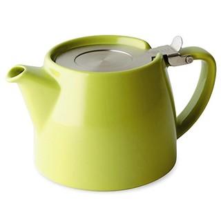 中亚Prime会员 :   FORLIFE 芙莱馥 桩树人家系列茶壶 530ml 柠檬绿