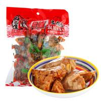 好巴食 豆腐干 休闲零食 豆干素食 独立小包装多口味混装实惠包400g