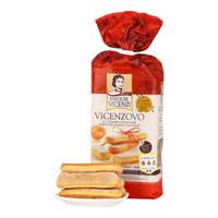 Vicenzi 维西尼 手指形饼干 400克/包 意大利进口