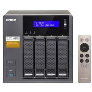 QNAP 威联通 TS-453A  NAS存储服务器