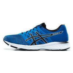 亚瑟士ASICS 稳定透气跑步鞋男运动鞋 GEL-EXALT 4 T8D0Q-9094 黑色 41.5