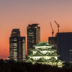 春秋航空 上海直飞名古屋6-8天往返含税机票