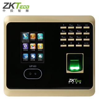 ZKTeco 中控智慧 UF100plus 考勤机