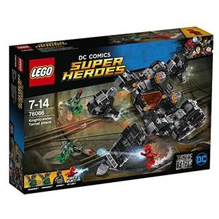 17年新款,Lego 乐高 Super Heroes超级英雄系列 蝙蝠侠夜行者隧道攻击76086  Prime会员免费直邮含税