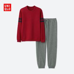 UNIQLO 优衣库 403632 男士起居套装