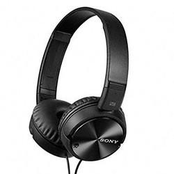 SONY 索尼 MDR-ZX110NC 降噪 头戴式耳机*3副