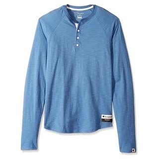 凑单品、中亚Prime会员 : Champion Authentic Originals 男士长袖T恤