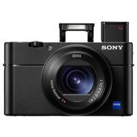 SONY 索尼 DSC-RX100V 黑卡5代 数码相机
