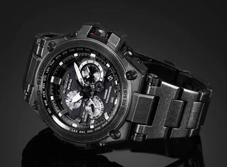 CASIO 卡西欧 G-SHOCK MTG S1000V-1A 6局电波腕表