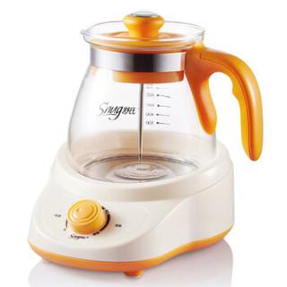 舒氏(SNUG)暖奶器 恒温水壶 恒温奶器 调奶器 婴儿热奶器S318 *2件