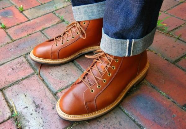 除去雕花,Tricker's的靴子还剩什么?