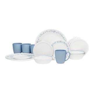 中亚Prime会员 : Corelle 康宁餐具 Livingware Dinnerware 20件套餐具套装