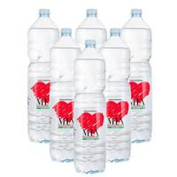 上海地区:Mia 秘雅牌饮用水 1500ml*6 意大利进口