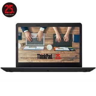 联想(ThinkPad) E470c(20H3A00PCD)14英寸笔记本电脑(i3-6006U 4G 500G Win10)黑色