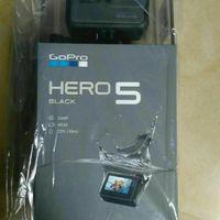 全新国行未拆封 GoPRO hero5balck运动摄像机