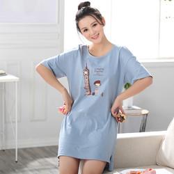 翠菲克 纯棉睡裙睡衣