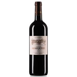 法国进口红酒 波尔多AOC 玛玖丝城堡干红葡萄酒 2011年 750ml*2 *2件