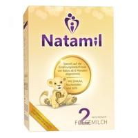 Natamil 婴幼儿配方奶粉 2段 800g