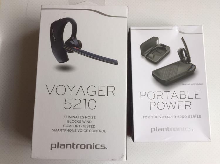 Plantronics 缤特力 Voyager 5210 蓝牙耳机