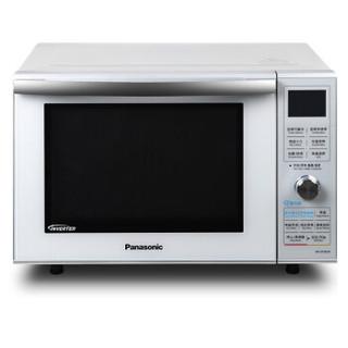 松下(Panasonic)NN-DF382M 变频微波炉 烧烤烘焙一体 一级能效 23升+凑单品