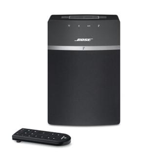 Bose SoundTouch 10 无线音乐系统-黑色 蓝牙/WIFI音箱