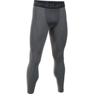 UNDER ARMOUR 安德玛 heatgear Armour 2.0 男士紧身压缩裤 1289577 灰色090 S