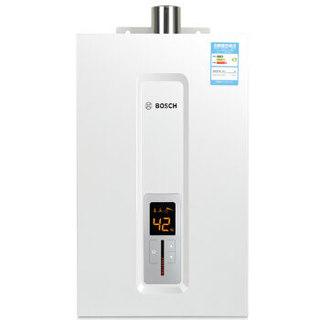 历史新低 : BOSCH 博世 世恒系列 JSQ26-AM  燃气热水器 13L +凑单品