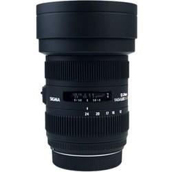 适马(SIGMA)12-24mm F4.5-5.6 II DG HSM 全画幅 超广角变焦镜头 星空风光(尼康卡口镜头)
