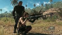 《Metal Gear Solid V:The Phantom Pain(合金装备5:幻痛)》