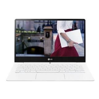 LG Gram(13Z970-G.AA53C)13.3英寸超轻薄笔记本电脑(i5-7200U 8G 256GB SSD FHD IPS Win10)白色