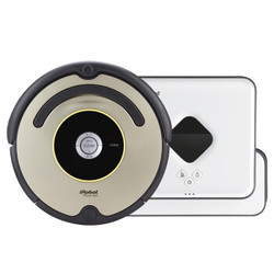 iRobot Roomba 528 扫地机器人+Braava 381 擦地机器人 +凑单品