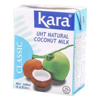 kara佳乐 椰浆 200ml 印度尼西亚进口