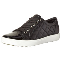 ecco 爱步 SOFT 7 Quilted 女士休闲鞋