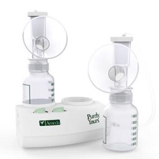 阿美达(Ameda)电动吸奶器 双边静音吸乳器挤乳器
