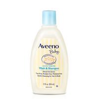 Aveeno 艾维诺 每日倍护系列 婴儿洗发沐浴露二合一 354ml