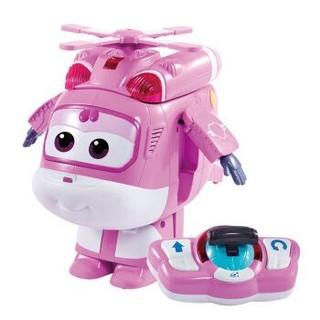 奥迪双钻(AULDEY)超级飞侠 遥控变形机器人-小爱 710740 *2件