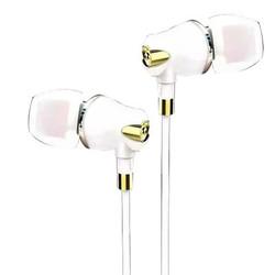 BaaN R1 入耳式音乐耳机 白色(3.5接口、有线)