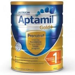 Aptamil 爱他美 金装1段婴幼儿奶粉 900g X2 AU$67.99,凑单直邮约370元