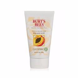 BURT'S BEES 小蜜蜂  蜜桃柳树皮深层磨砂膏  110g