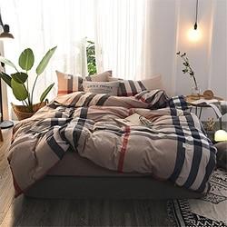 素风家纺 全棉四件套 1.5-1.8m床适用 床单款