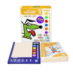 逻辑狗 儿童早教玩具卡 第一阶段3-4岁