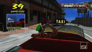 《Crazy Taxi(疯狂出租车)》