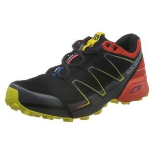 限尺码 : SAlOMON 萨洛蒙 SPEEDCROSS VARIO 男款越野跑鞋