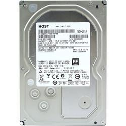 昱科(HGST) 4TB 7200转128M SATA6Gb/s 企业级硬盘(HUS726040ALE610)