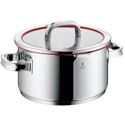 WMF Function 4 系列高级砂锅,配有锅盖,6夸脱。