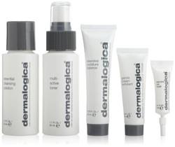 dermalogica 干性皮肤5件护理套装