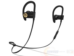 Beats Powerbeats3 Wireless 王者金 限量版 蓝牙无线 运动耳机 手机耳机 游戏耳机