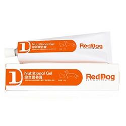 Red Dog 宠物猫狗营养膏120g(新老包装随机发货) *5件