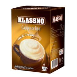 马来西亚进口 卡司诺(Klassno)卡布奇诺爱尔兰咖啡 150g *5件