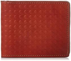 J.Fold 男式 Altrus钱包 N13392/05 红色 均码(亚马逊进口直采,美国品牌)